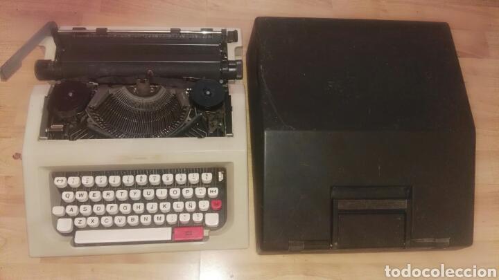 Antigüedades: OLIVETTI LETTERA 42 Máquina de escribir completa - Foto 3 - 120864942