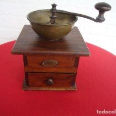 Antigüedades: ¡¡ OFERTA !! MOLINILLO DE CAFÉ FABRICADO EN FRANCIA ALREDEDOR DE 1920. Lote 120919259