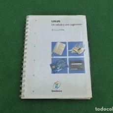 Teléfonos: ANTIGUO LIBRO DE TELEFÓNICA DEL AÑO 1995-1996. Lote 120919691