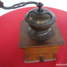 Antigüedades: ¡¡ OFERTA !! MOLINILLO DE CAFÉ FABRICADO EN AUSTRIA ALREDEDOR DE 1910. Lote 120926691