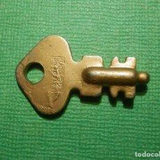 Antigüedades: LOTE DE 1 PEQUEÑA LLAVE - MALETAS, MALETINES U OTROS -. Lote 121039731