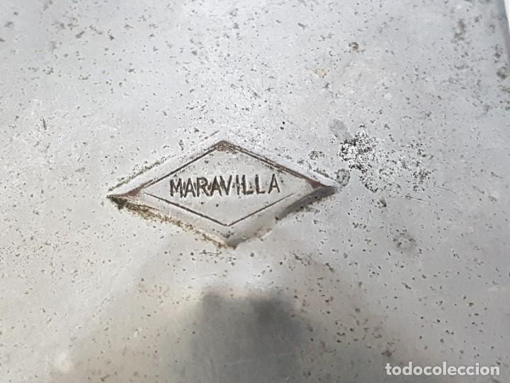 Antigüedades: ANTIGUA MAQUINILLA DE AFEITAR ( MARAVILLA ) - Foto 4 - 121058395