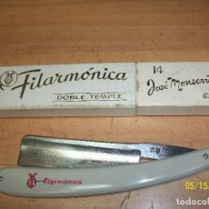 Antigüedades: NAVAJA-FILARMONICA 14-JOSE MAONSERRAT POU. Lote 123630546