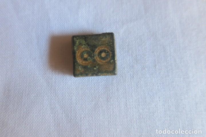 Antigüedades: ponderal de 2 Dirhams - Foto 2 - 121170463