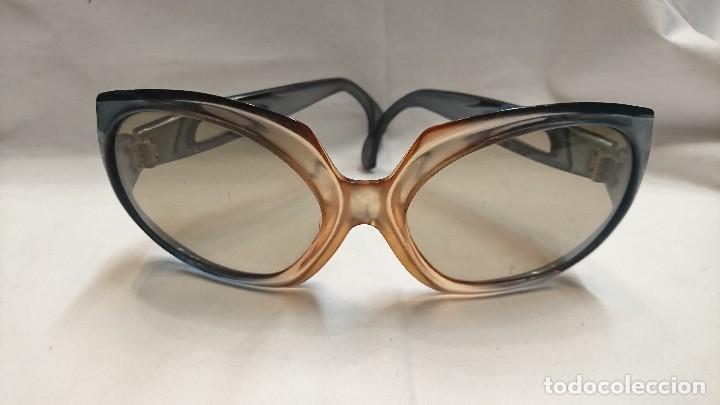 ANTIGUAS GAFAS DE MUJER (Antigüedades - Técnicas - Instrumentos Ópticos - Gafas Antiguas)