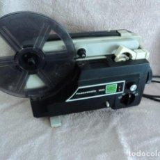 Antigüedades: MAGNIFICO PROYECTOR FUJICASCOPE FUJI FILM M36 COMPLETO PARA PIEZAS NO FUNCIONA. Lote 121506871