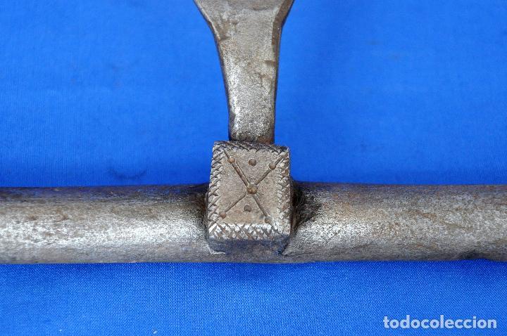 Antigüedades: Cerrojo de forja. - Foto 4 - 121510075