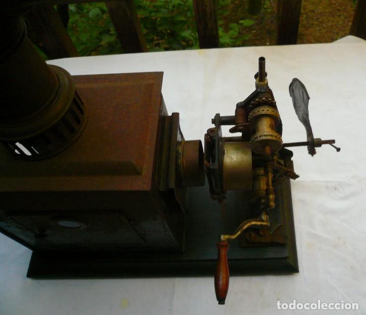 Antigüedades: LINTERNA MAGICA MIXTA - Foto 2 - 121656899
