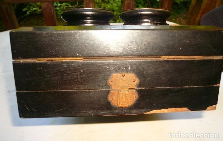 Antigüedades: VISOR ESTEREOSCOPIO - Foto 5 - 121661083