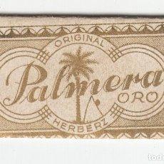 Antigüedades: PALMERA ORO Nº 60 HOJA DE AFEITAR ORIGINAL HERBERZ. Lote 121725375