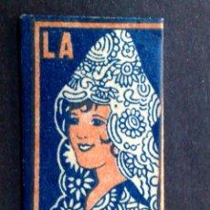 Antigüedades: HOJA DE AFEITAR ANTIGUA-LA ANDALUZA-INSUPERABLE-Nº2-RAZOR BLADE-VINTAGE. Lote 121849415