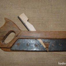 Antigüedades: CEPILLO ACANALADOR DE CARPINTERO, CARPINTERÍA.. Lote 122224067