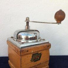 Antigüedades: ANTIGUO MOLINILLO DE CAFÉ MARCA I.D.. Lote 122319183