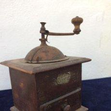 Antigüedades: ANTIGUO MOLINILLO DE CAFÉ MARCA JAPY. Lote 122319363