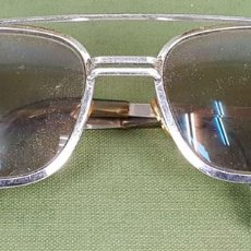 Antigüedades: GAFAS DE SOL. OPTURA AVUS. 56/40. MADE IN WEST GERMANY. CIRCA 1960. . Lote 122540039