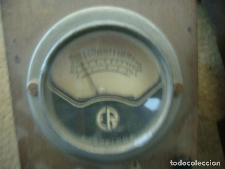 Antigüedades: ANTIGUO DIAGNOSTICO TESTER JEFFERSON ELEC OLD DIAGNOSIS TESTER CHECKER JEFFERSON ELEC. - Foto 10 - 122644303