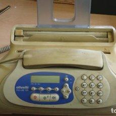 Teléfonos: TELEFONO FAX OLIVETTI FAX-LAB 100. Lote 122768487