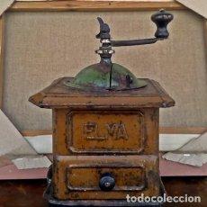 Antigüedades: MOLINILLO METÁLICO ELMA. Lote 122794799