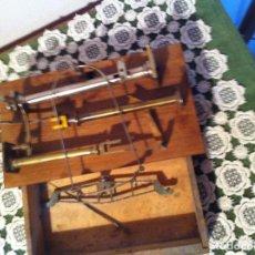 Antigüedades: BUEN LOTE DE PIEZAS REPUESTO BALANZAS. Lote 122875183
