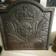 Antigüedades: CHAPA DE CHIMENEA. Lote 122969054