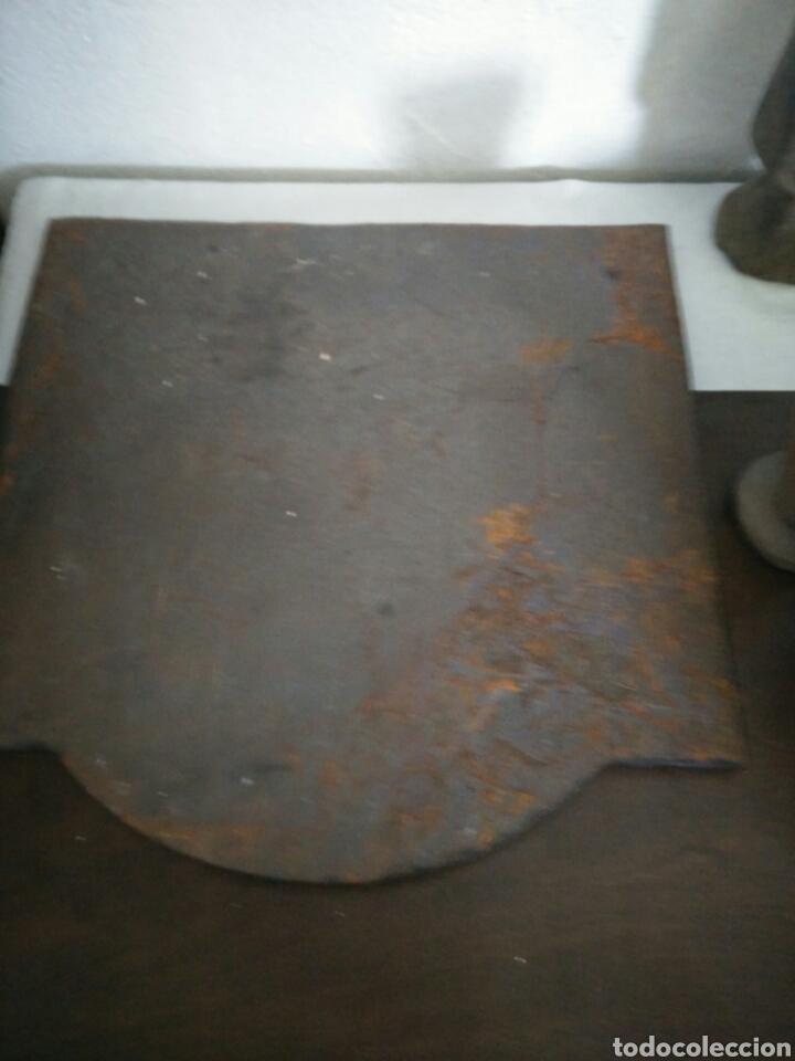 Antigüedades: Chapa de chimenea - Foto 4 - 122969054