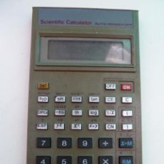 Antigüedades: CALCULADORA CIENTIFICA - SCIENTIFIC CALCULATOR. Lote 122985255