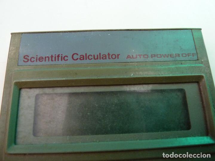 Antigüedades: CALCULADORA CIENTIFICA - SCIENTIFIC CALCULATOR - Foto 2 - 122985255
