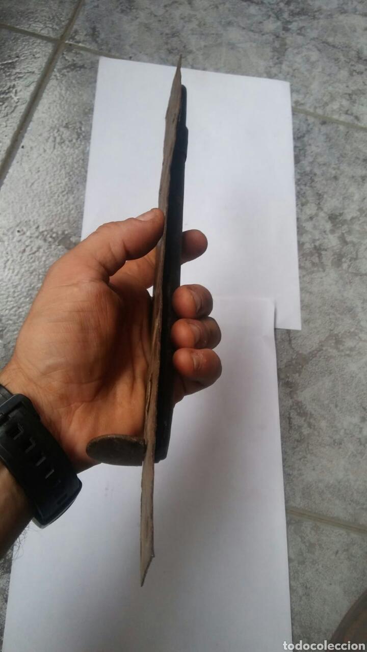 Antigüedades: GRAN PASADOR PESTILLO 38cm - Foto 10 - 123019655