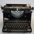 Antigüedades: ANTIGUA MAQUINA DE ESCRIBIR REMINGTON MODELO Nº 12. APROXIMADAMENTE 1920. USA. Lote 123106479