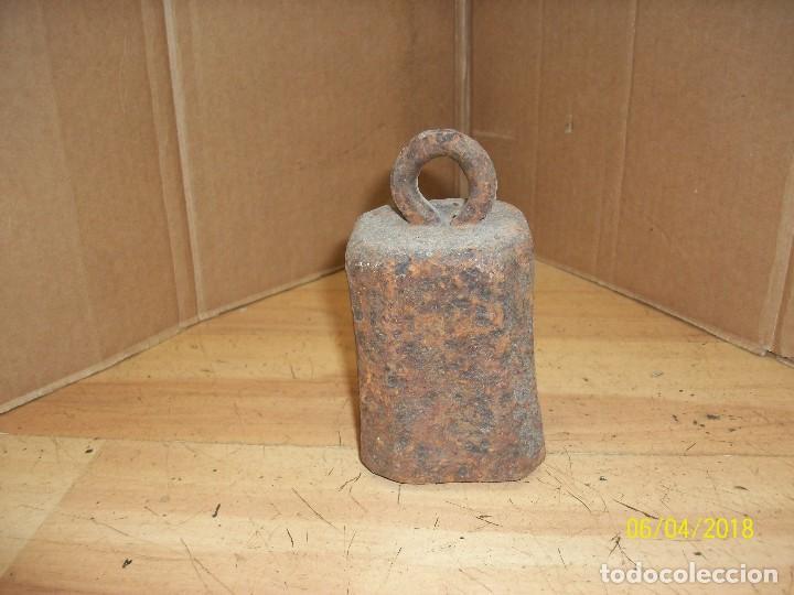 PILON O PESA PARA BOMANA (Antigüedades - Técnicas - Medidas de Peso - Romanas Antiguas)