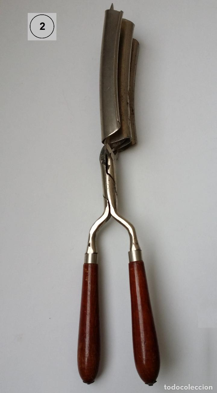 Antigüedades: Dos (2) antiguos rezadores de pelo - Foto 9 - 123305171