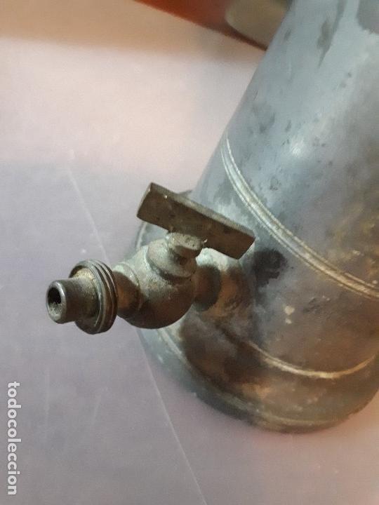 Antigüedades: Antiguo aparato médico. Irrigador Vaginal. Francia, SXIX. - Foto 5 - 115391731