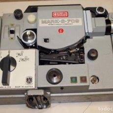 Antigüedades: PROYECTOR CINE 8MM EUMIG MARK-S-709. Lote 123573119
