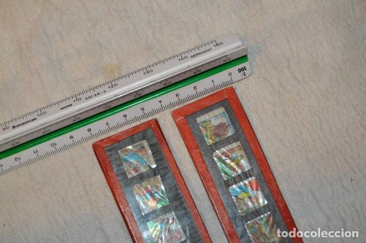 Antigüedades: ANTIGUO SET - 12 DIAPOSITIVAS EN COLOR - LINTERNA MÁGICA - BLANCA NIEVES DISNEY - ENVÍO 24H - Foto 8 - 123837479