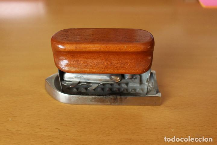 Antigüedades: Plancha de tocador y viaje, años veinte, art decò, inglesa - Foto 3 - 124218071