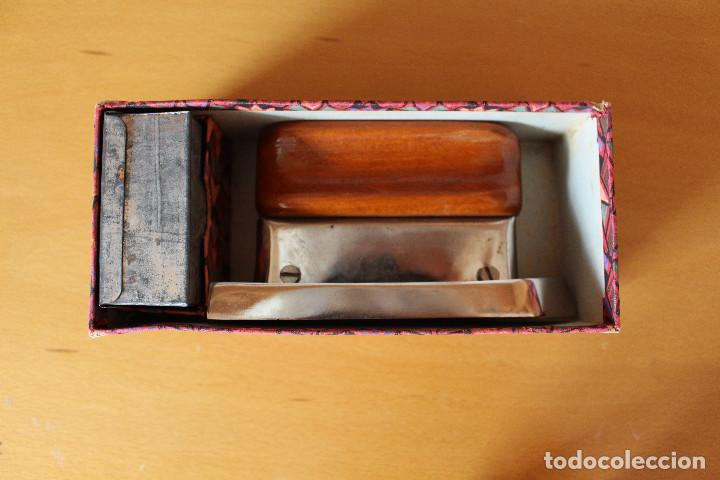 Antigüedades: Plancha de tocador y viaje, años veinte, art decò, inglesa - Foto 6 - 124218071