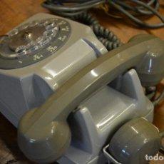 Teléfonos: TELÉFONO ANTIGUO CON INTERFONO SOCOTELL S63 PARIS. Lote 124263271