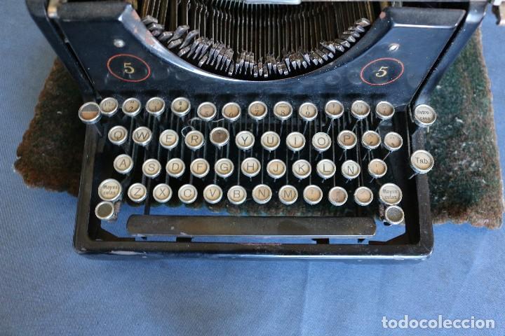 Antigüedades: Máquina de escribir - Foto 4 - 124459275