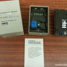 Teléfonos: CONTADOR PASOS TELÉFONO AMPER. Lote 124510747