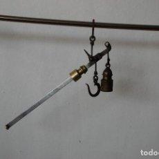 Antigüedades: BALANZA ROMANA ANTIGUA. Lote 124559359