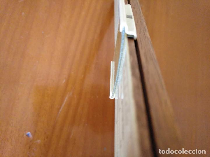 Antigüedades: ANTIGUA REGLA DE CALCULO UNIQUE LOG LOG SLIDE RULE MADE IN ENGLAND CALCULADORA KEISANJYAKU - Foto 44 - 124863483