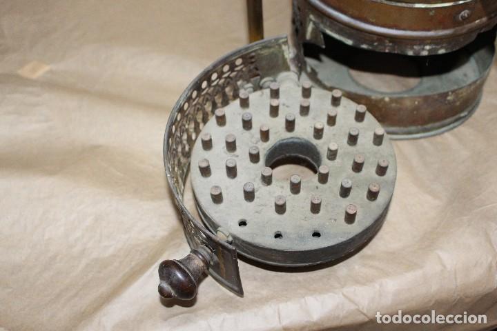 Antigüedades: Calentador de agua siglo XIX. - Foto 4 - 124969515