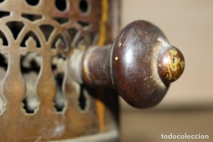 Antigüedades: Calentador de agua siglo XIX. - Foto 14 - 124969515