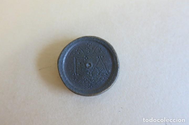 PONDERAL BYZANTINO COMERCIAL (Antigüedades - Técnicas - Medidas de Peso - Ponderales Antiguos)