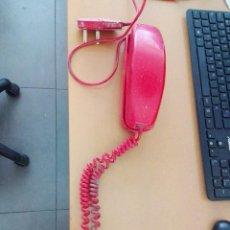 Teléfonos: TELEFONO GONDOLA CITESA ROJO. Lote 125223463
