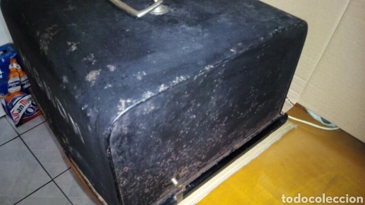 Antigüedades: Maquina de escribir AEG, MIGNON,Muy buen estado - Foto 19 - 125240294