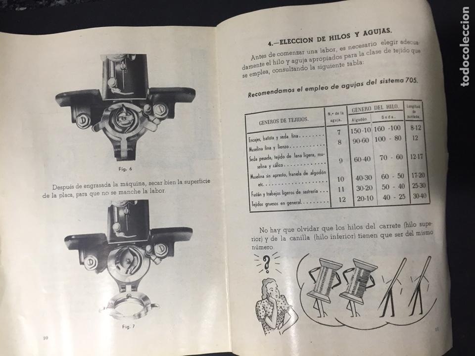 Antigüedades: Librito de instrucciones alfa - Foto 4 - 125274474