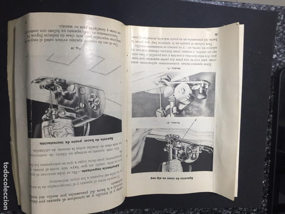 Antigüedades: Librito de instrucciones alfa - Foto 7 - 125274474