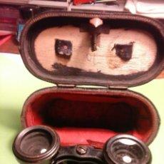 Antigüedades: BINOCULARES (PRISMÁTICOS) PARA ÓPERA O TEATRO.. Lote 125283739