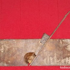Antigüedades: ANTIGUA HERRAMIENTA DE CARPINTERO. Lote 126034955